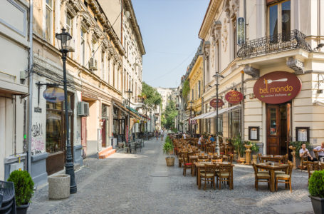 Cartiere cu istorie din Bucuresti