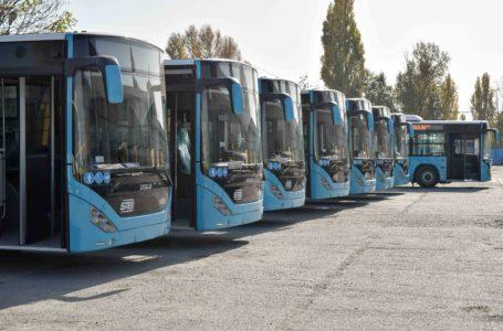 Reteaua de transport public la suprafata a Bucurestiului