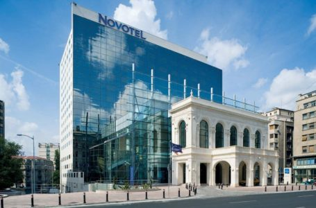 Hotel Novotel Bucuresti City Center